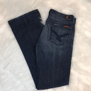 NWOT 7 for all mankind bootcut